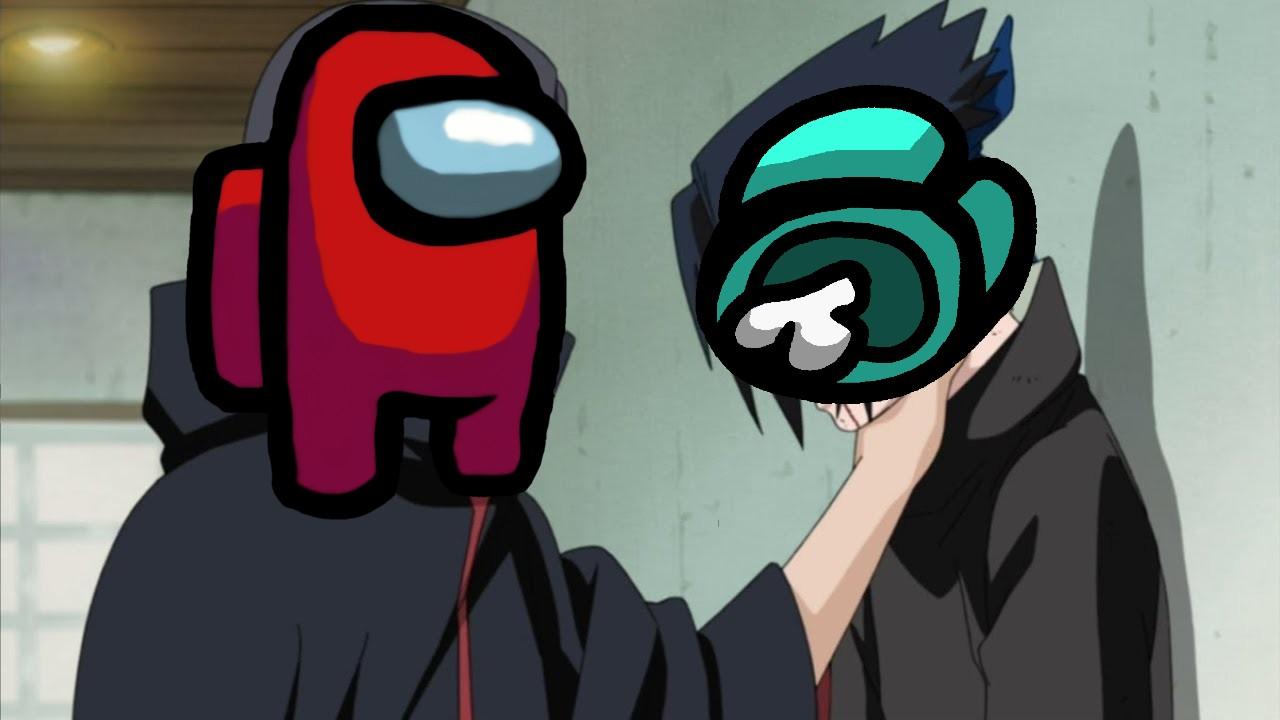 Naruto Among Us