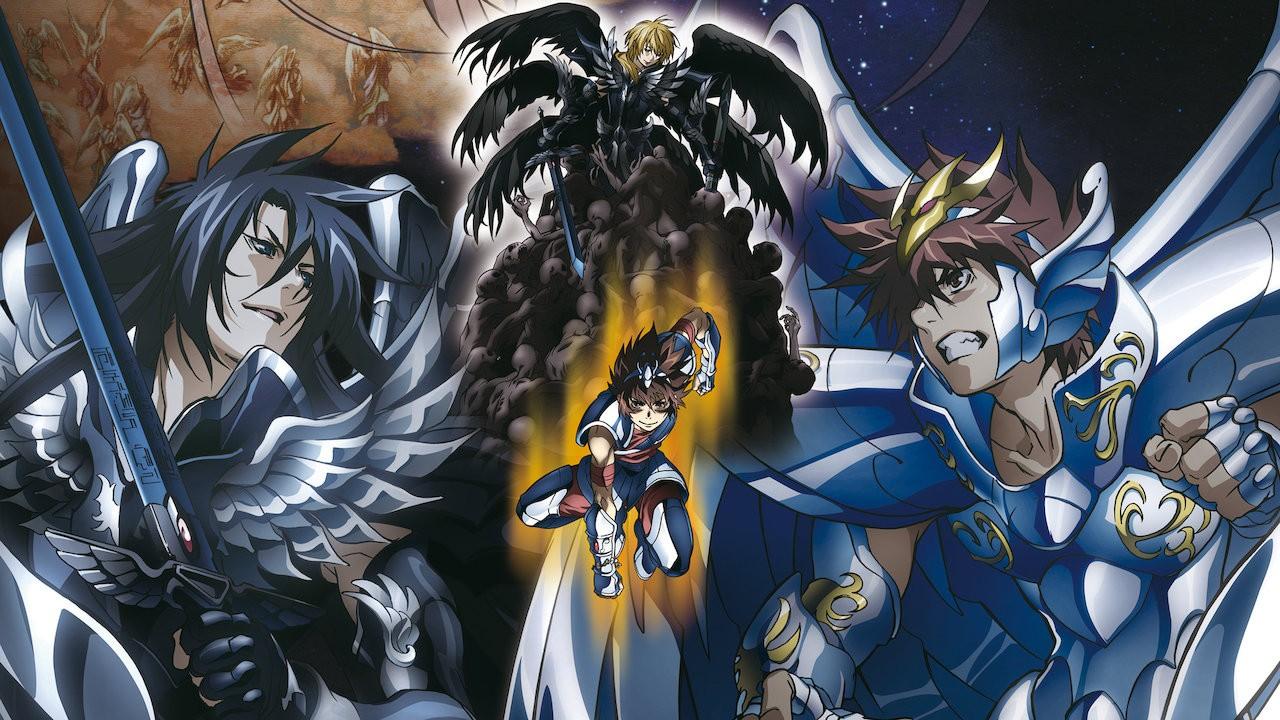 Caballeros del Zodiaco: Lost Canvas estará disponible en Funimation muy pronto