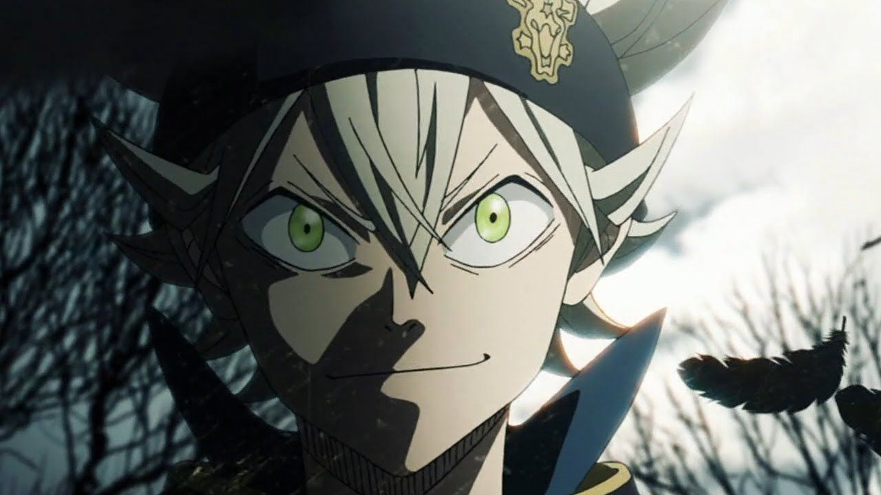 Anime Black Clover final 2021