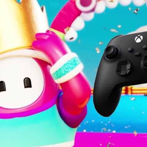 Fall Guys anuncia su lanzamiento oficial para Xbox One y Xbox Series X/S