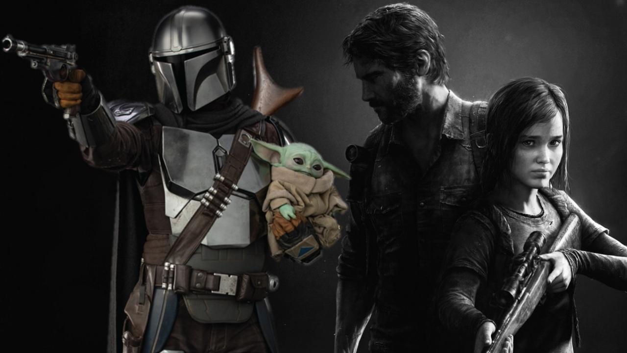 The Last of Us y The Mandalorian se unen en un curioso crossover