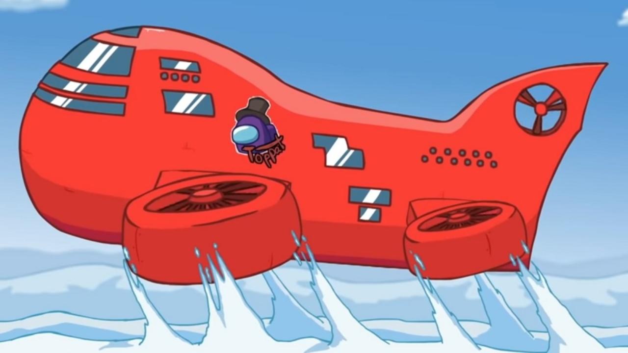The Airship among us fecha lanzamiento 31 marzo