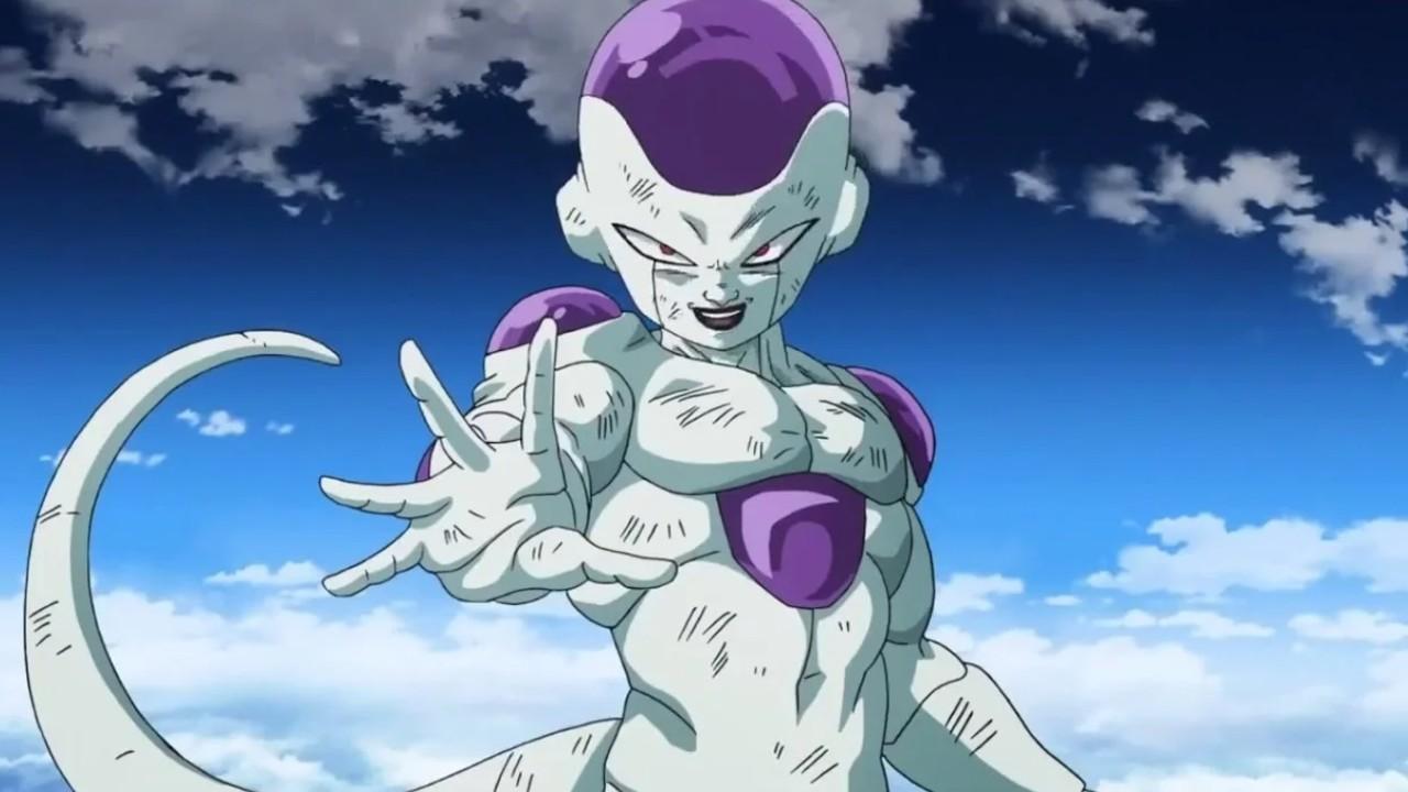 dragon ball anime freezer femenina