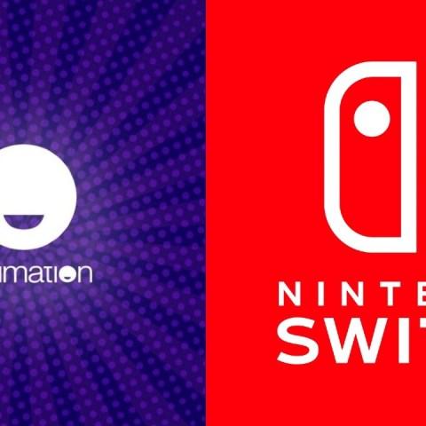 nintendo switch funimation méxico app aplicación