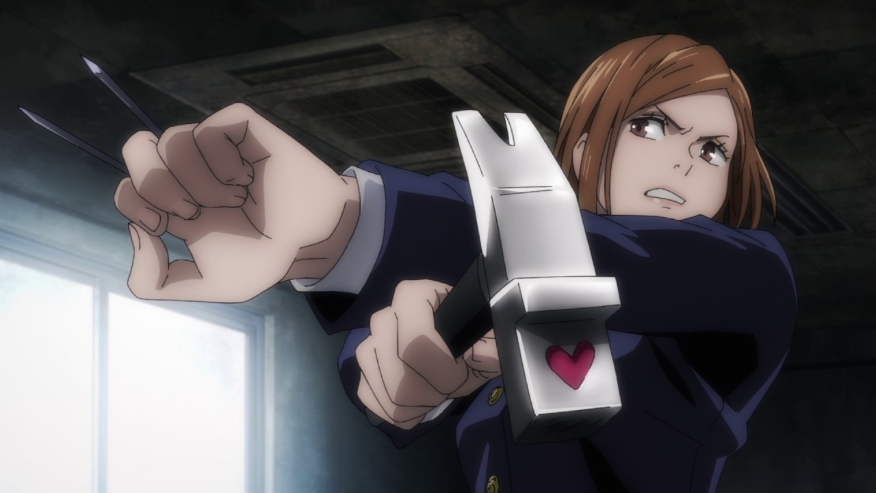 Chainsaw Man Nobara Jujutsu Kaisen