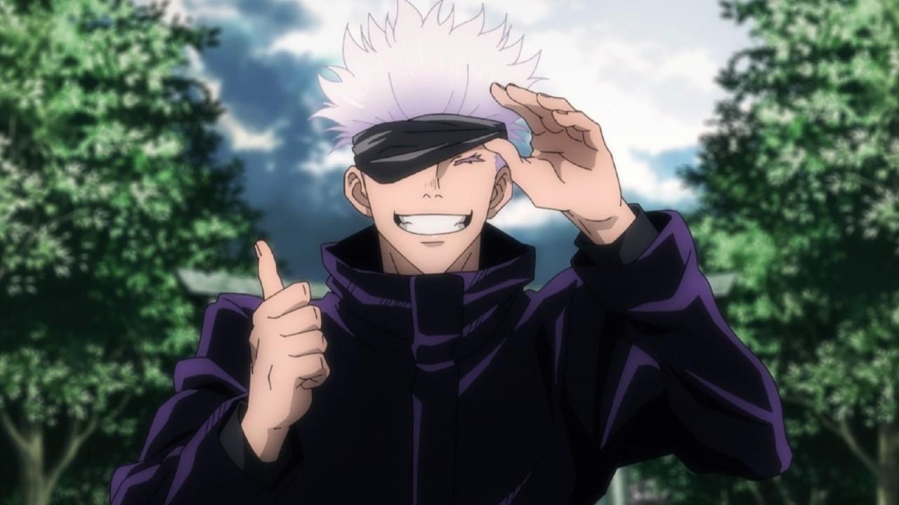 Jujutsu Kaisen Gojo Kento Lentes