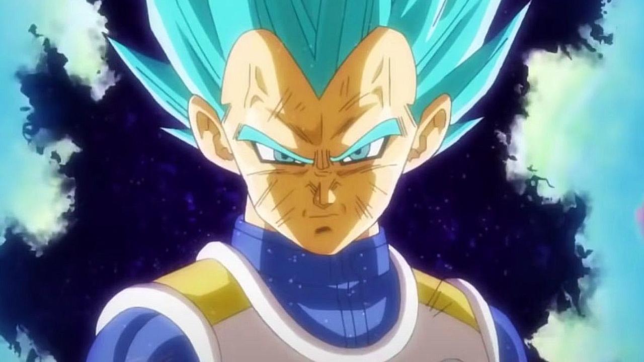 poder de Vegeta nuevo nombre villanos de Dragon Ball