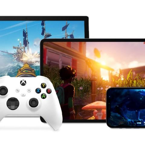 Xbox Cloud Gaming PC iOS iPhone iPad