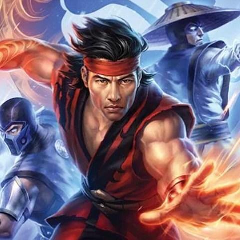Mortal Kombat Leyends Battle Of The Realm