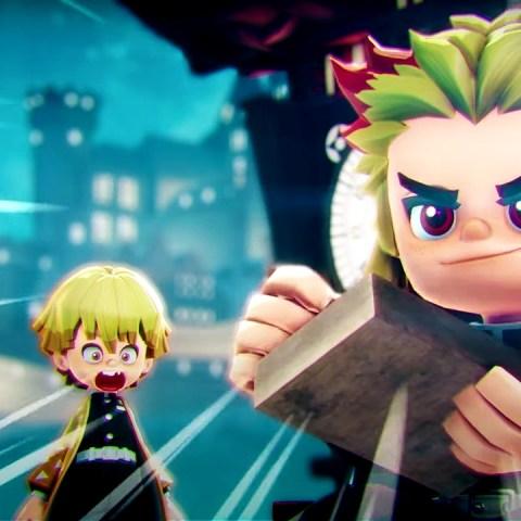 Kimetsu no Yaiba Ninjala colaboración Nintendo Switch