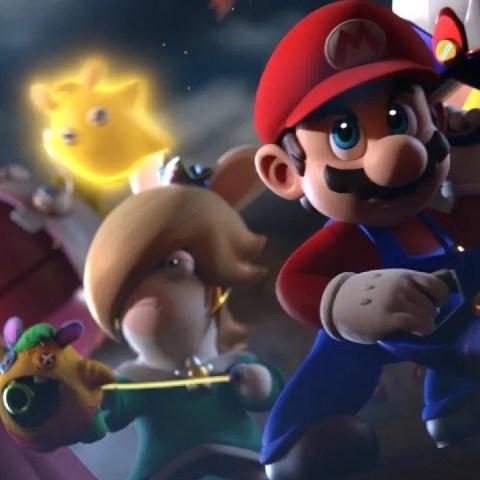 Ubisoft Foward_ Revelado Mario + Rabbids Sparks of Hope para Nintendo Switch