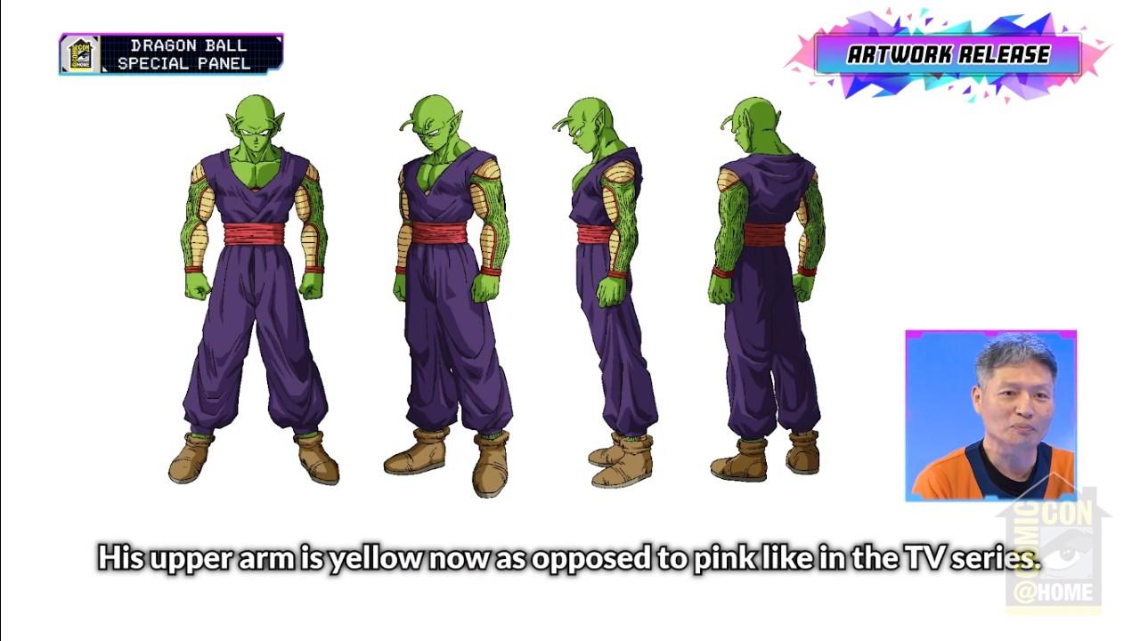 Dragon Ball Super Super Hero Piccolo