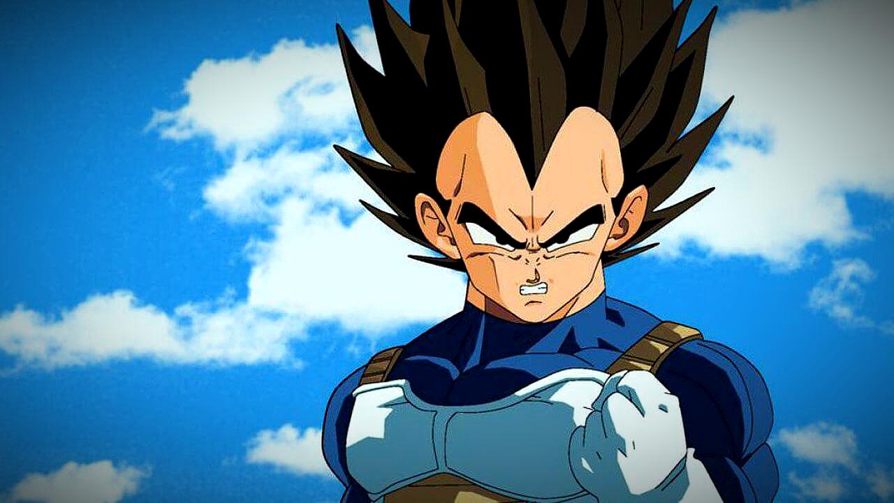 Vegeta todas las transformaciones Dragon Ball anime