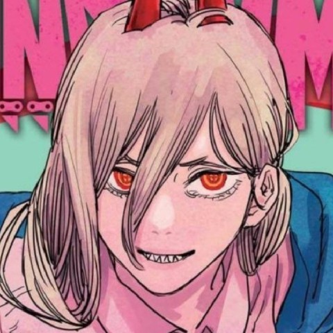 Sexy Cosplay Chainsaw Man Power manga