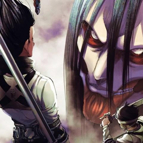 Attack on Titan manga Secuela
