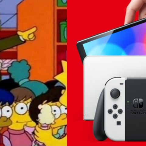 Memes de Nintendo Switch OLED Model