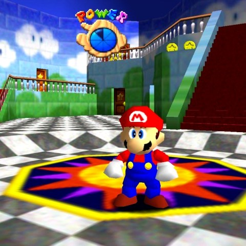 Super Mario 64 Xbox One Series X S