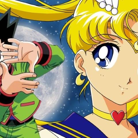 imagenes de sailor moon hunter x hunter esposo naoko