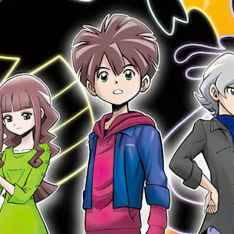 Digimon Ghost Game anime