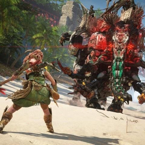 Horizon Forbidden West PS4 PS5 Fecha Lanzamiento