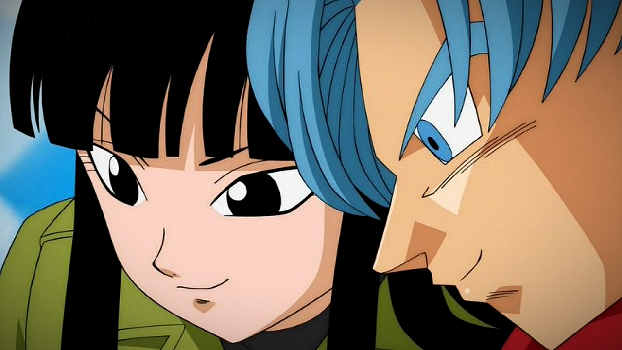 Mai Trunks Dragon Ball Super anime cosplay