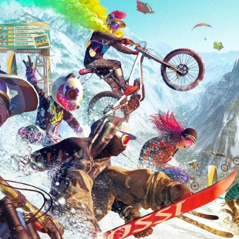 riders republic beta cerrada ubisoft