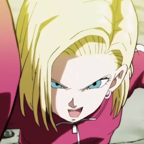 Número 18 Dragon Ball Super