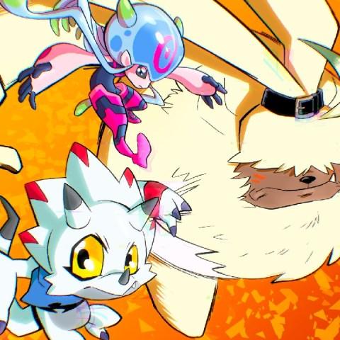Digimon Ghost Game fecha de estreno