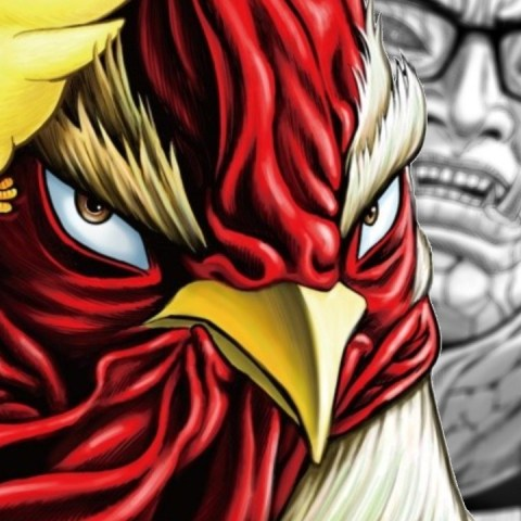 Volumen 2 de Rooster Fighter manga