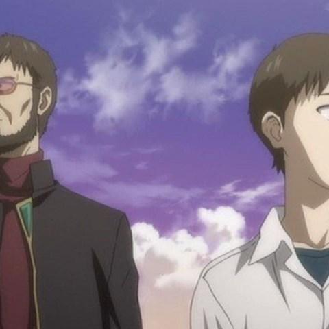 Evangelion Manga Shinji Gendo