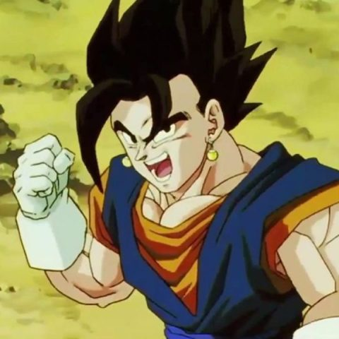 Imágenes de Dragon Ball Vegito Super Saiyajin God