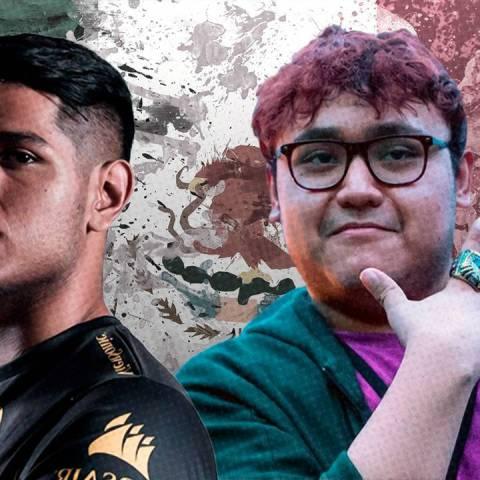 gamers mexicanos esports videojuegos profesionales