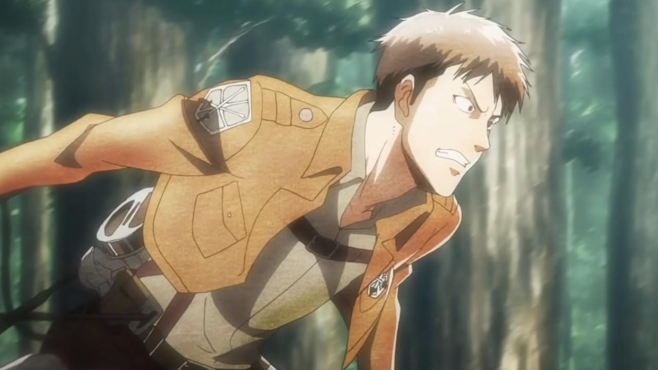 Attack on Titan top reclutas - Jean