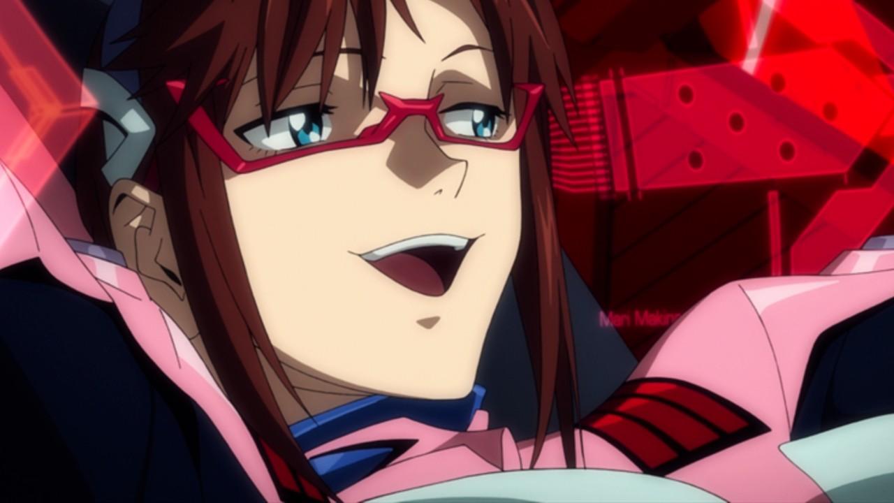 Evangelion manga Mari Asuka Hija