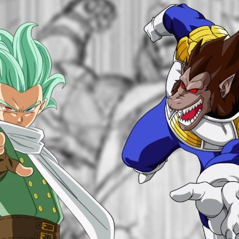 Dragon Ball Super manga capítulo 77