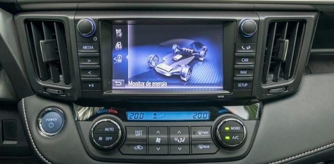 equipamiento - Toyota RAV4 Hybrid Advance 2WD