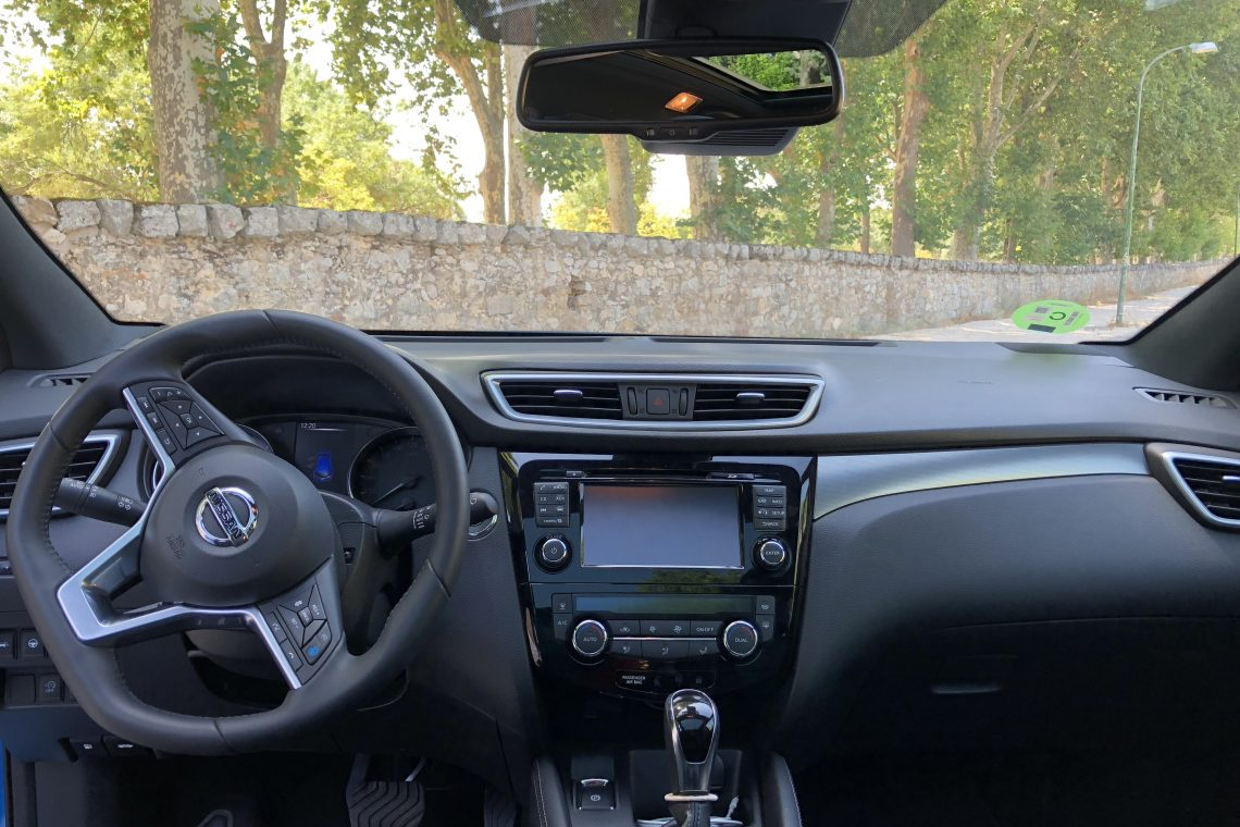 20180808 102100491 iOS 1140x760 - Nissan Qashqai 2018 con ProPILOT