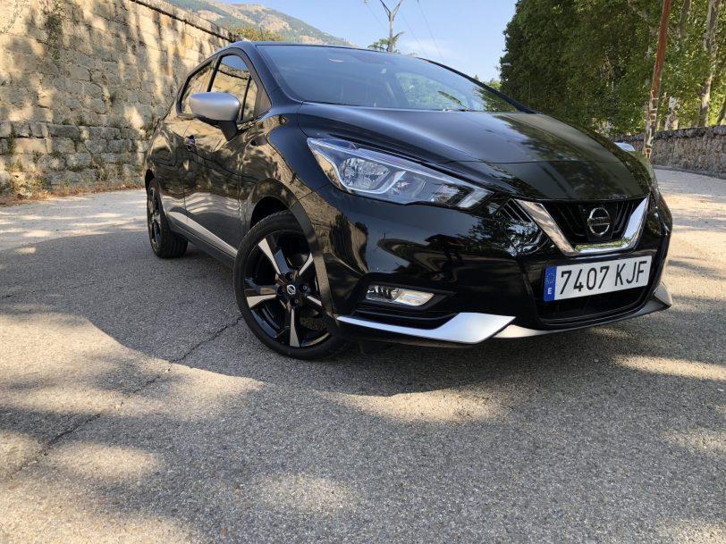 20180830 090716767 iOS - Nissan Micra 2017 - 2018 Tekna 1.5 dCi 90 CV