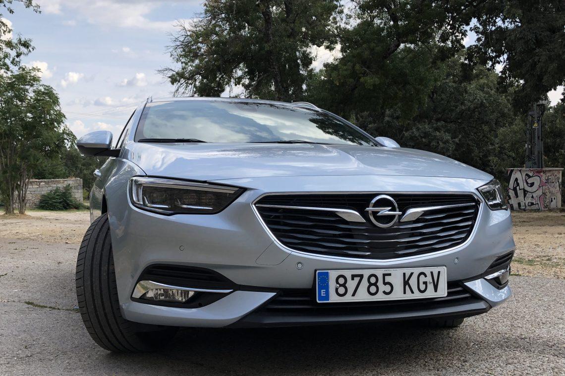 IMG 1302 1 1140x760 - Opel Insignia Sport Tourer 1.5 Turbo 165 CV