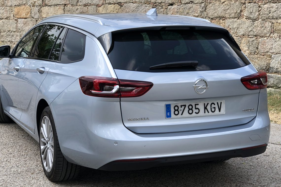 IMG 1306 1140x760 - Opel Insignia Sport Tourer 1.5 Turbo 165 CV