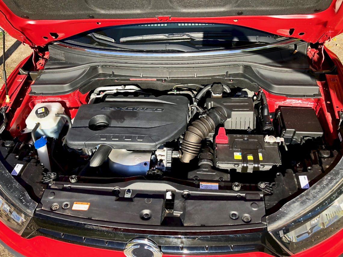 Motor 1 1140x855 - SsangYong XLV D16T Limited con ADAS
