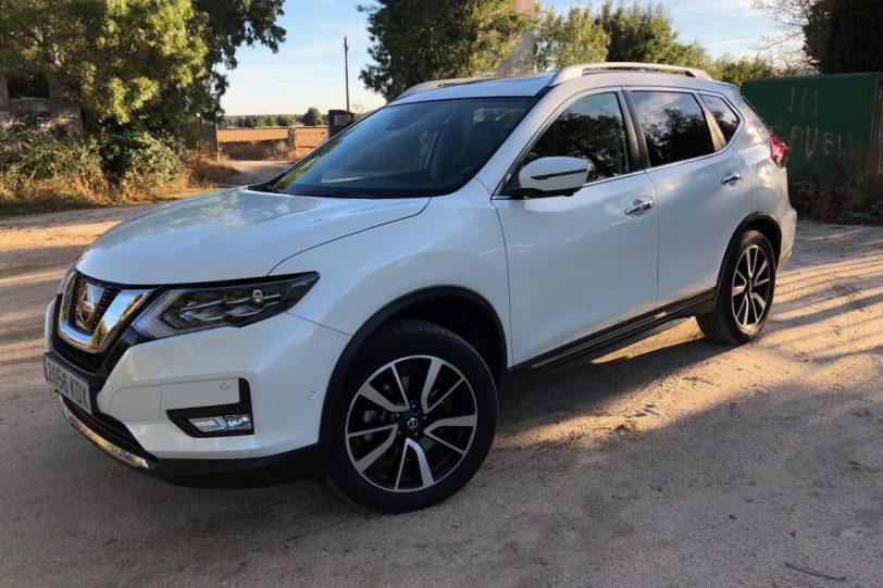 Motor exterior 1140x760 - Nissan X-Trail 2018 2.0 dCi 177 CV 7 Plazas