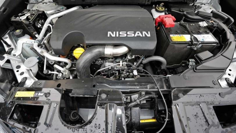 motor - Nissan X-Trail 2018 2.0 dCi 177 CV 7 Plazas
