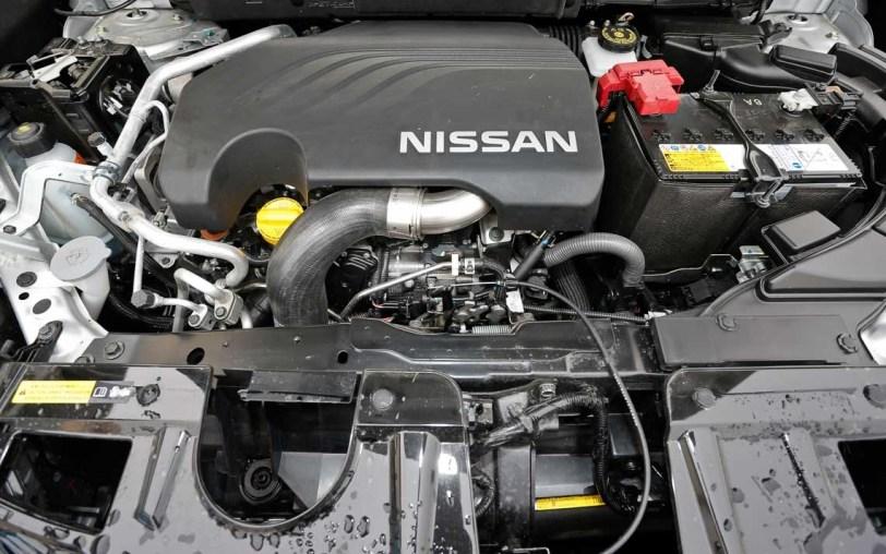 motor 1140x713 - Nissan X-Trail 2018 2.0 dCi 177 CV 7 Plazas