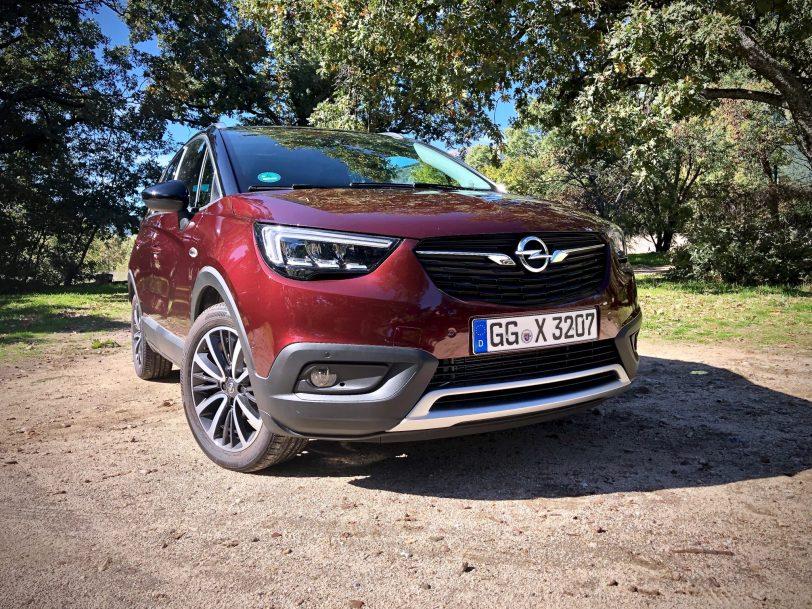 Comportamiento 1 - Opel Crossland X Innovation 1.5 ECOTECD 102 CV