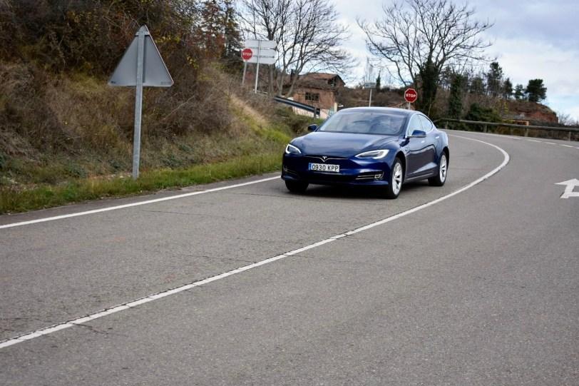 Comportamiento 3 - Tesla Model S 100D y nuestro viaje de 1.000 km