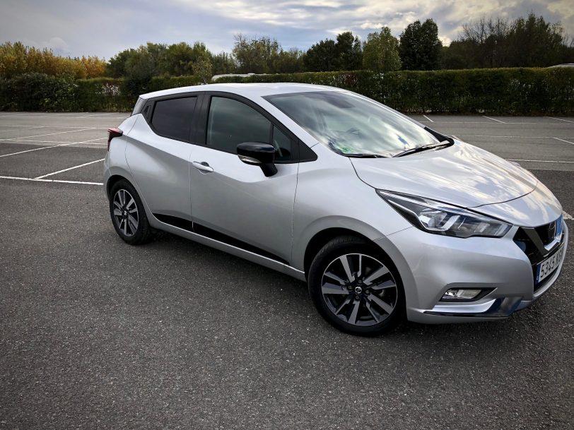 Consumo - Nissan Micra 2017 – 2018 Acenta 0.9 IG-T 90 CV