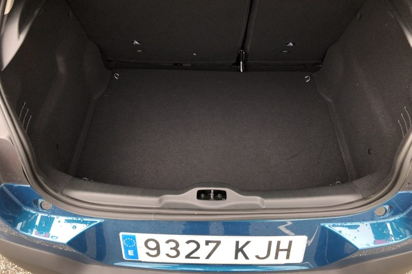 Maletero 5 plazas 1 1140x760 - Citroën C4 Cactus