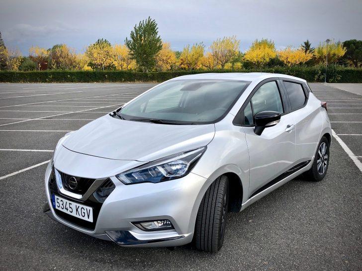 Miniatura - Nissan Micra 2017 – 2018 Acenta 0.9 IG-T 90 CV