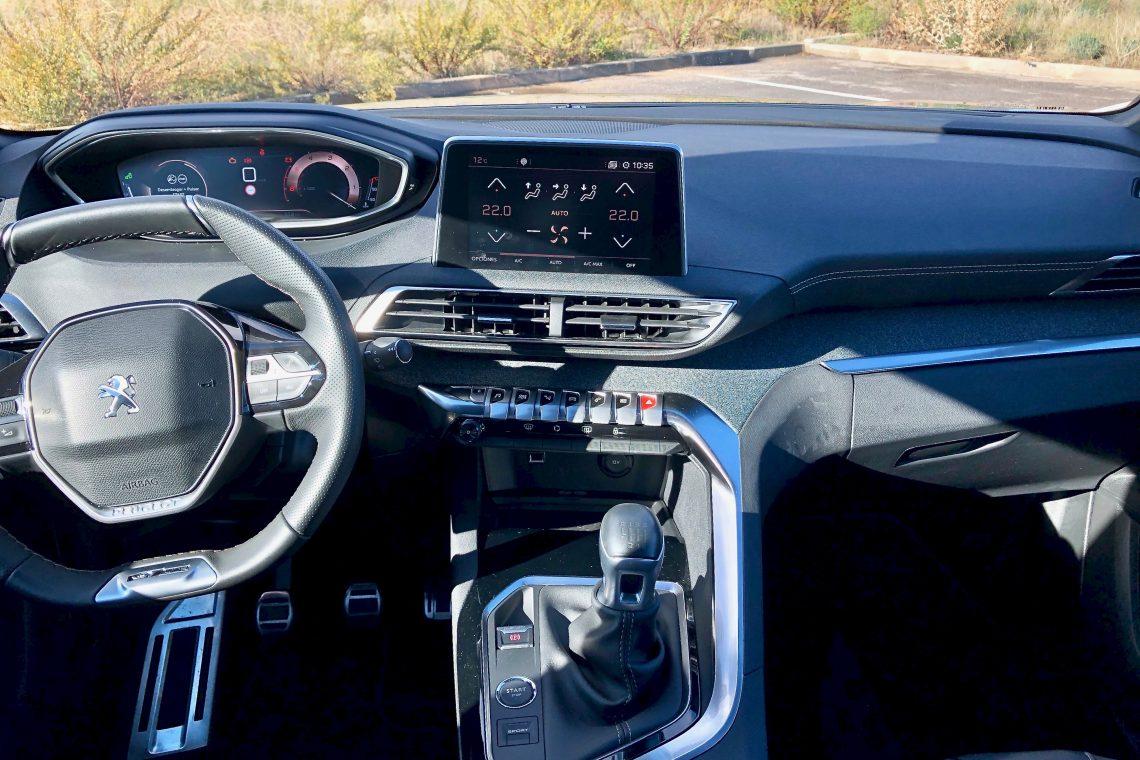 Parte delantera de cerca 1140x760 - Peugeot 5008 GT Line 1.5 BlueHDI 130 CV